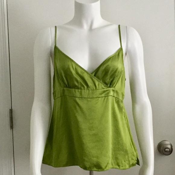 J. Crew Tops - J. Crew 100% Silk Camisole Blouse Size 10